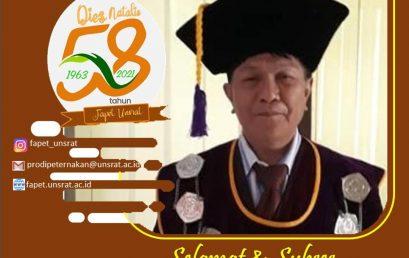 Fapet Bersiap Melaksanakan Dies Natalis ke-58