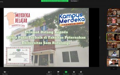 PK2MB Fakultas Peternakan Unsrat Tahun 2021